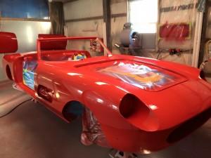 Rebody Ferrari